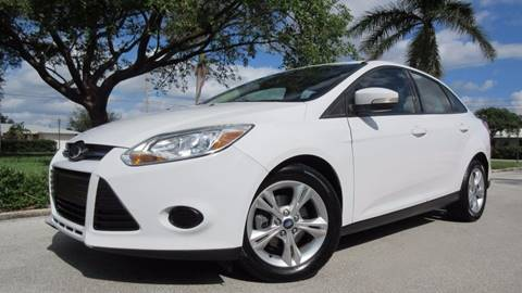 2013 Ford Focus for sale at DS Motors in Boca Raton FL