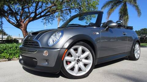 2006 MINI Cooper for sale at DS Motors in Boca Raton FL