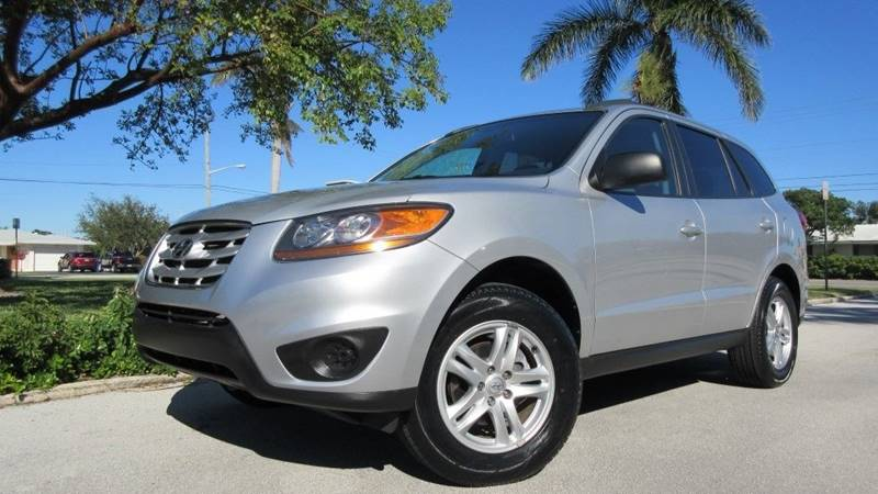 2011 Hyundai Santa Fe for sale at DS Motors in Boca Raton FL