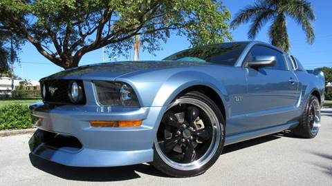 2005 Ford Mustang for sale at DS Motors in Boca Raton FL