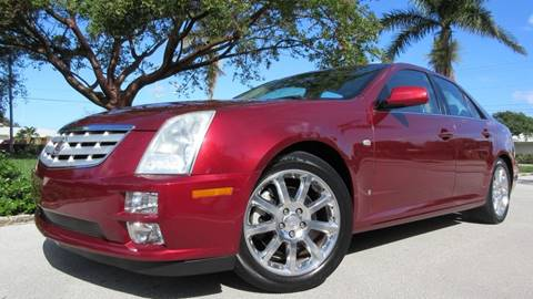 2006 Cadillac STS for sale at DS Motors in Boca Raton FL