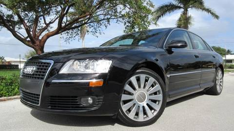 2006 Audi A8 for sale at DS Motors in Boca Raton FL