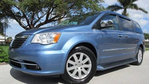 2011 Chrysler Town and Country for sale at DS Motors in Boca Raton FL
