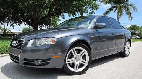 2006 Audi A4 for sale at DS Motors in Boca Raton FL