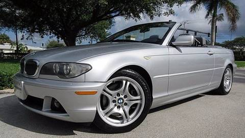 2004 BMW 3 Series for sale at DS Motors in Boca Raton FL