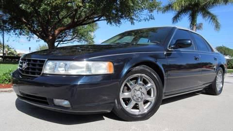 2003 Cadillac Seville for sale at DS Motors in Boca Raton FL