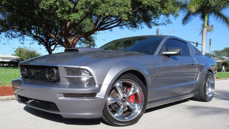2007 ford mustang gt deluxe in pompano beach fl - ds motors