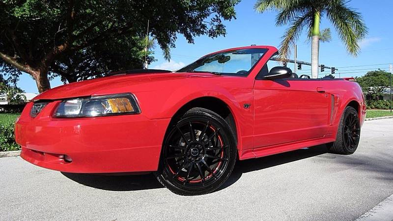 2003 ford mustang gt deluxe 2dr convertible in pompano beach fl 2003 ford mustang gt deluxe 2dr convertible pompano beach fl sciox Images