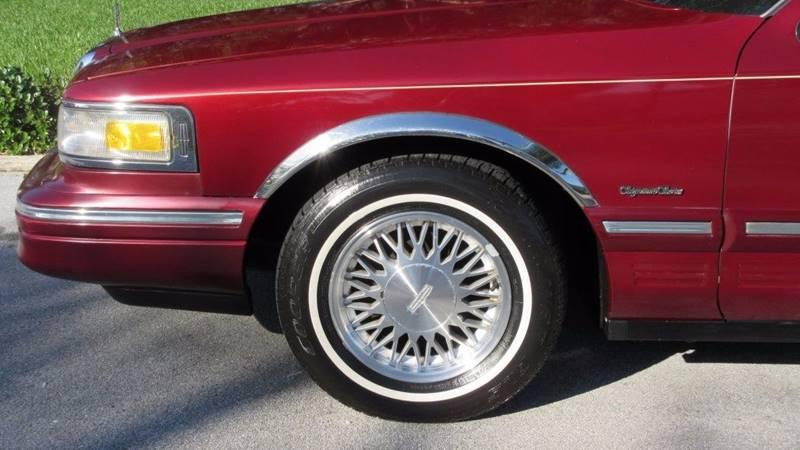 1997 Lincoln Town Car Signature 4dr Sedan In Pompano Beach Fl Ds