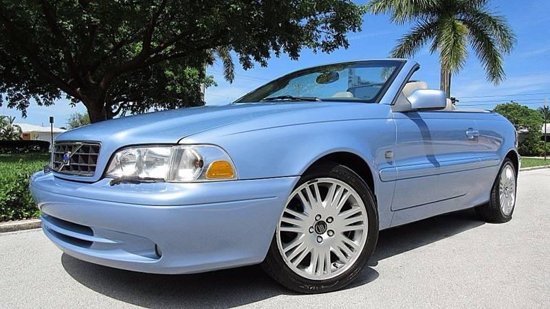 2004 Volvo C70 for sale at DS Motors in Boca Raton FL