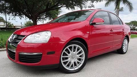 2008 Volkswagen Jetta for sale at DS Motors in Boca Raton FL