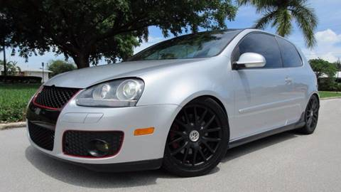 2006 Volkswagen GTI for sale at DS Motors in Boca Raton FL