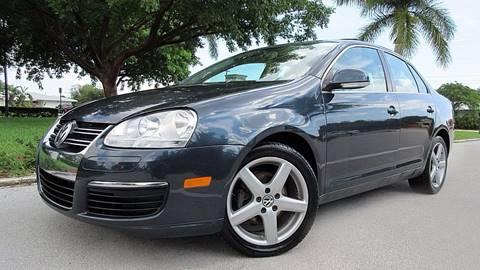 2010 Volkswagen Jetta for sale at DS Motors in Boca Raton FL