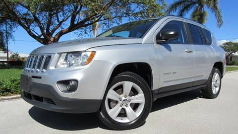 2012 Jeep Compass for sale at DS Motors in Boca Raton FL