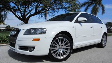 2008 Audi A3 for sale at DS Motors in Boca Raton FL