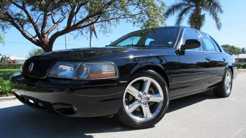 2003 Mercury Marauder for sale at DS Motors in Boca Raton FL