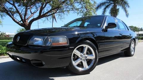 2003 Mercury Marauder for sale at DS Motors in Boca Raton FL