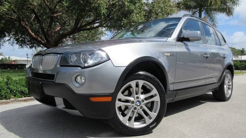 2008 BMW X3 for sale at DS Motors in Boca Raton FL