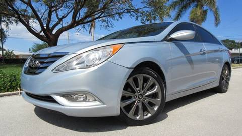 2012 Hyundai Sonata for sale at DS Motors in Boca Raton FL