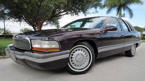 1996 Buick Roadmaster for sale at DS Motors in Boca Raton FL