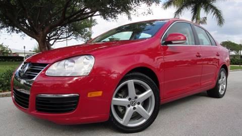 2009 Volkswagen Jetta for sale at DS Motors in Boca Raton FL