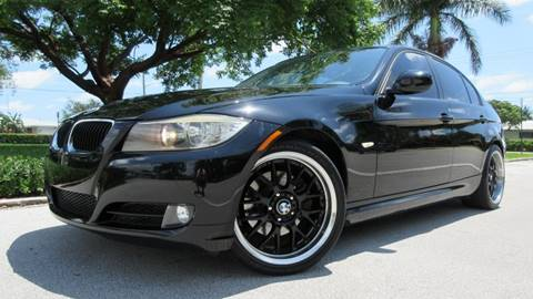 2010 BMW 3 Series for sale at DS Motors in Boca Raton FL