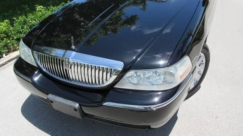 2004 Lincoln Town Car Ultimate L 4dr Sedan In Pompano Beach Fl Ds
