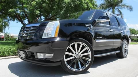 2007 Cadillac Escalade for sale in Pompano Beach, FL