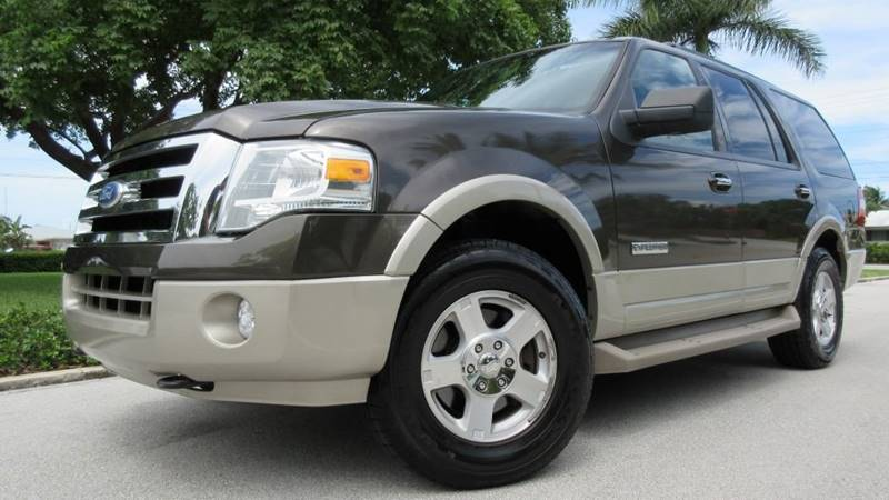 2008 Ford Expedition for sale at DS Motors in Boca Raton FL