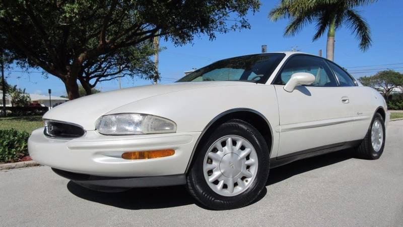 1999 buick riviera supercharged 2dr coupe in boca raton fl ds motors 1999 buick riviera supercharged 2dr