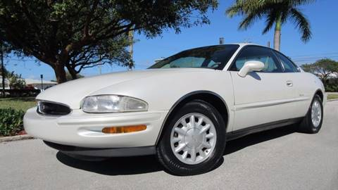 1999 Buick Riviera for sale at DS Motors in Boca Raton FL