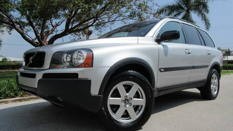 2006 Volvo XC90 for sale at DS Motors in Boca Raton FL