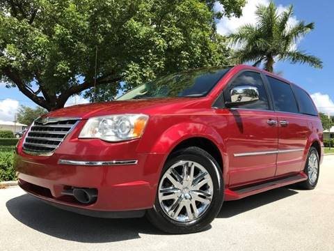2008 Chrysler Town and Country for sale at DS Motors in Boca Raton FL