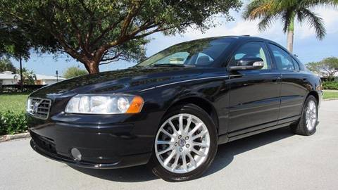 2007 Volvo S60 for sale at DS Motors in Boca Raton FL