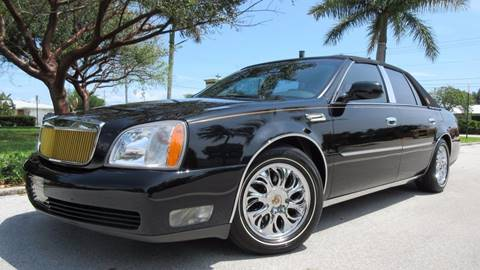 2005 Cadillac DeVille for sale at DS Motors in Boca Raton FL