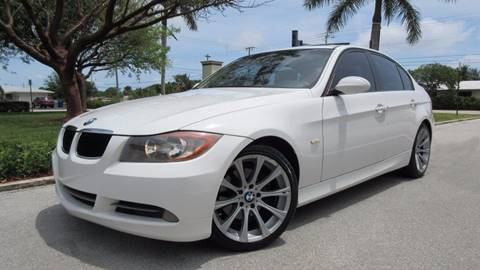 2008 BMW 3 Series for sale at DS Motors in Boca Raton FL