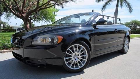 2007 Volvo C70 for sale at DS Motors in Boca Raton FL