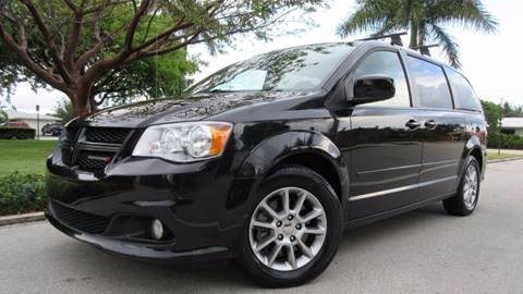 2012 Dodge Grand Caravan for sale at DS Motors in Boca Raton FL