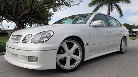 2000 Lexus GS 400 for sale at DS Motors in Boca Raton FL