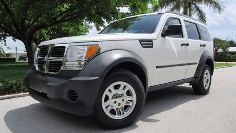 2008 Dodge Nitro for sale at DS Motors in Boca Raton FL