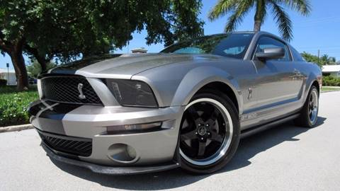2008 Ford Mustang for sale at DS Motors in Boca Raton FL