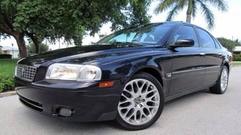 2006 Volvo S80 for sale at DS Motors in Boca Raton FL
