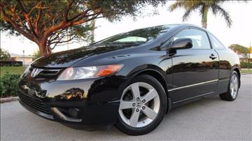 2008 Honda Civic for sale at DS Motors in Boca Raton FL