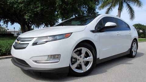 2012 Chevrolet Volt for sale at DS Motors in Boca Raton FL