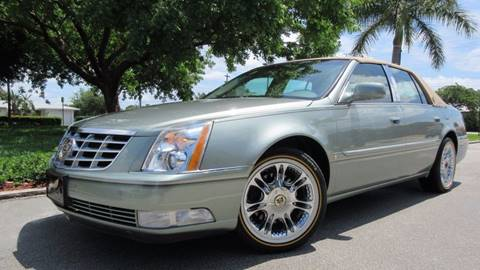 2007 Cadillac DTS for sale at DS Motors in Boca Raton FL