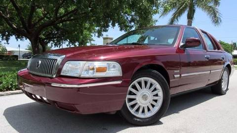 2009 Mercury Grand Marquis for sale at DS Motors in Boca Raton FL