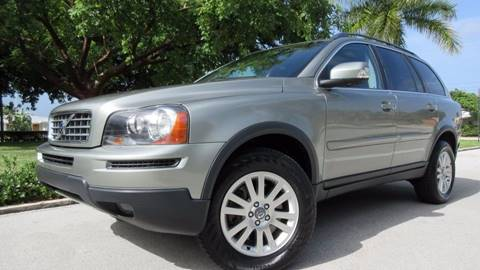 2008 Volvo XC90 for sale at DS Motors in Boca Raton FL
