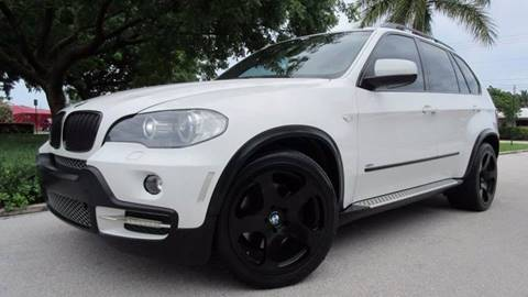 2008 BMW X5 for sale at DS Motors in Boca Raton FL