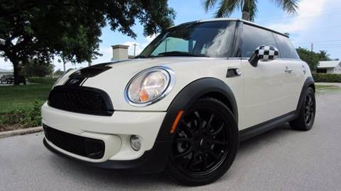 2011 MINI Cooper for sale at DS Motors in Boca Raton FL