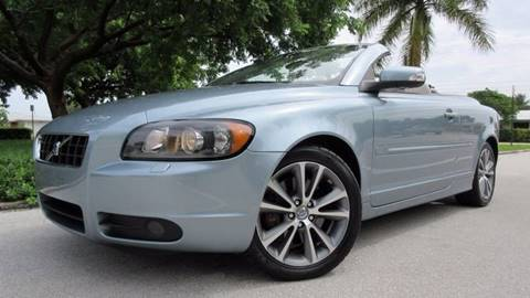 2009 Volvo C70 for sale at DS Motors in Boca Raton FL